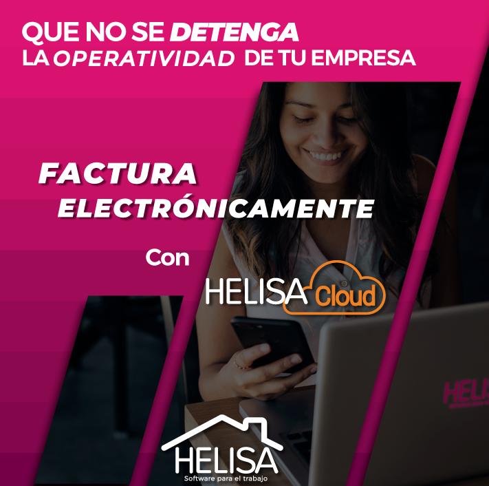 Facturación Electrónica Helisa