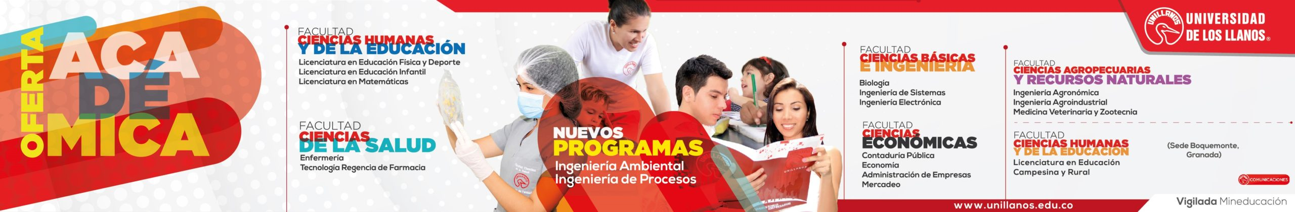 Oferta Académica Unillanos