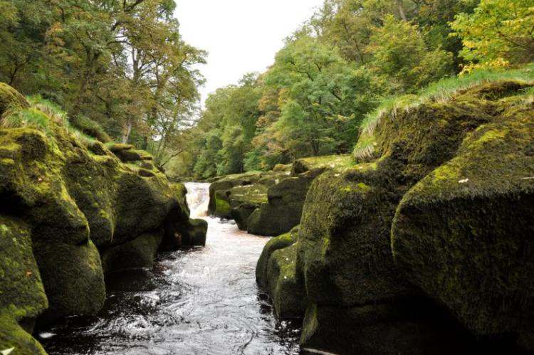 Este tranquilo tramo de agua es el más peligroso de la Tierra