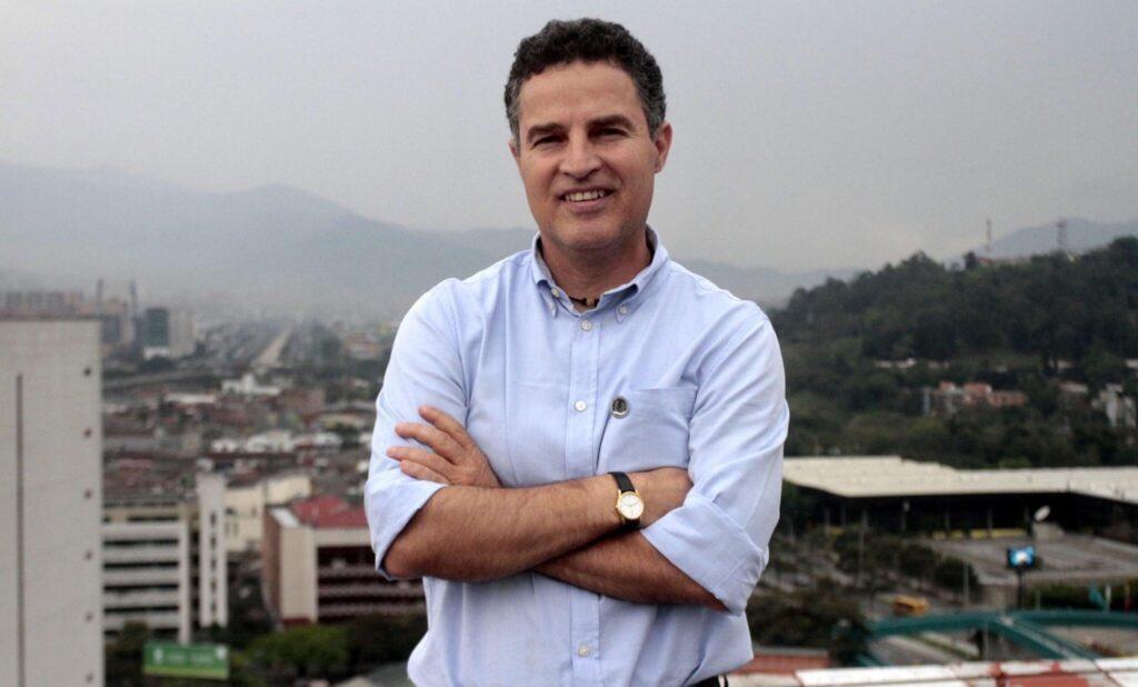 Capturado Gobernador de Antioquia