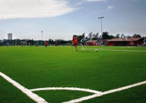 Clubes deportivos no pagarán alquiler de canchas sintéticas en Villavicencio