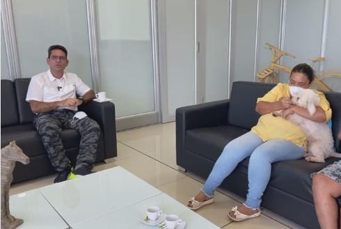 """A los niños les gritan asesinos"": Zuluaga"