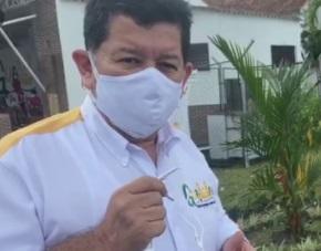 Contraloría suspende al alcalde de Guamal