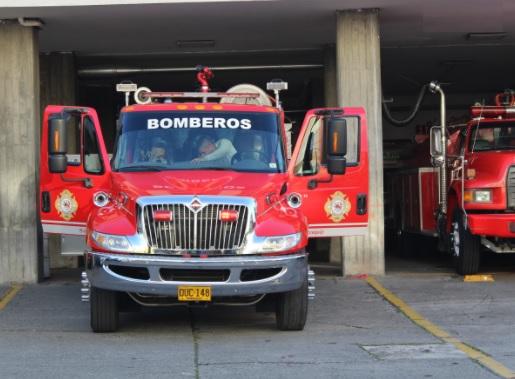 Bomberos de El Castillo se van a paro