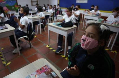 El 29 de enero definen clases alternancia en colegios del Meta