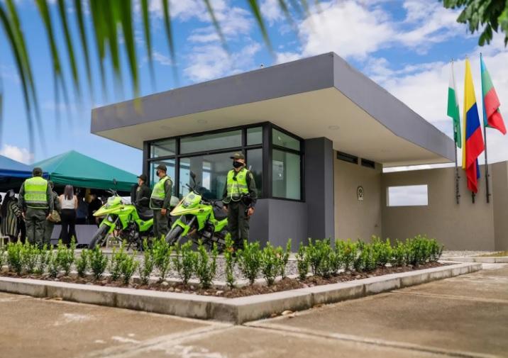 En Charrascal se construirá una estación de policía.