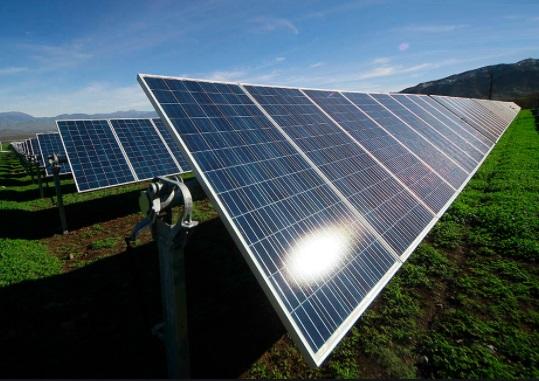 Instalan Parque Solar en Puerto Gaitán