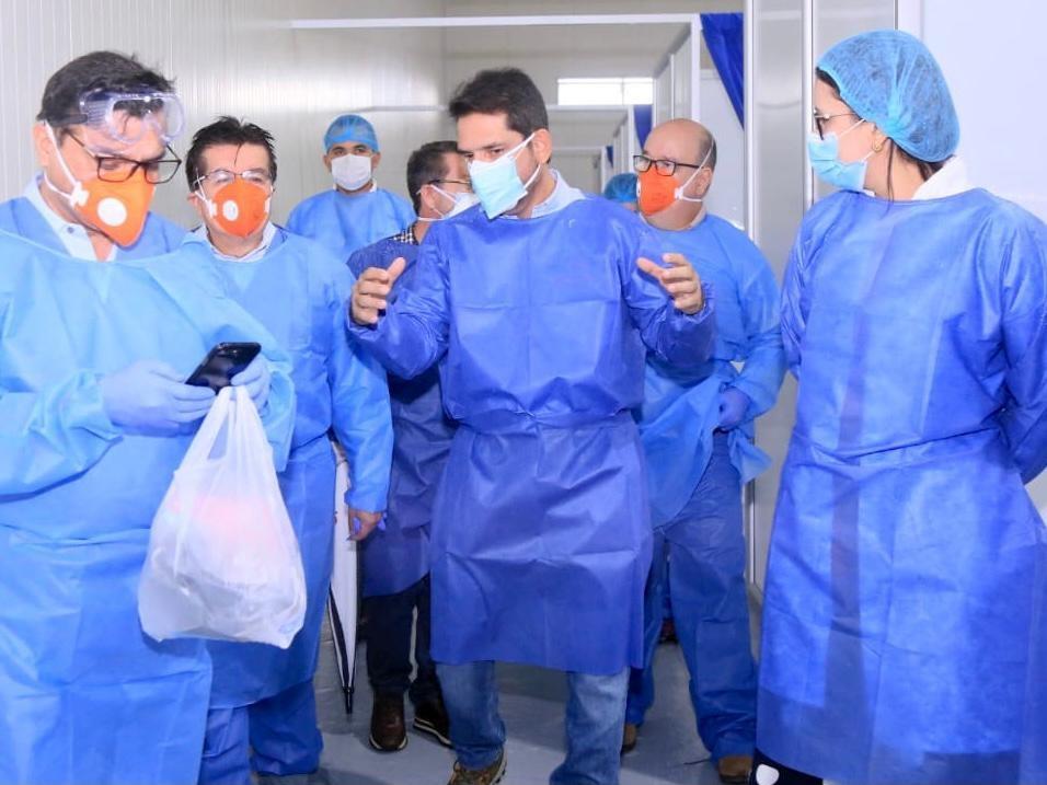 300 vacunadores aplicarán dosis contra el Covid-19 en el Meta