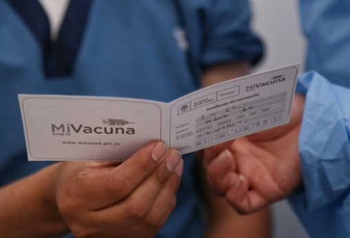 Carnet de vacunación será un documento oficial